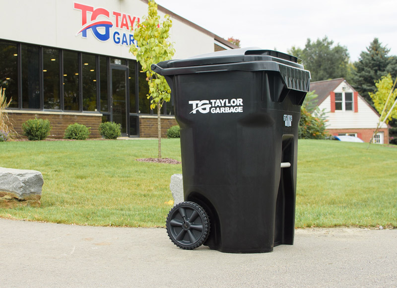 Residential Pickup Taylor Garbage Southern Tier