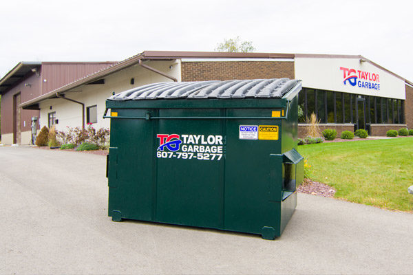 Taylor Garbage Dumpster