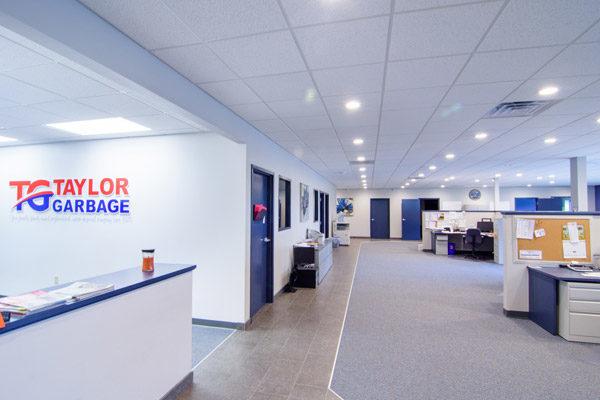Headquarters Interior