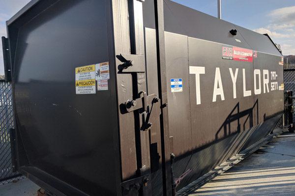 Taylor Garbage Compactor