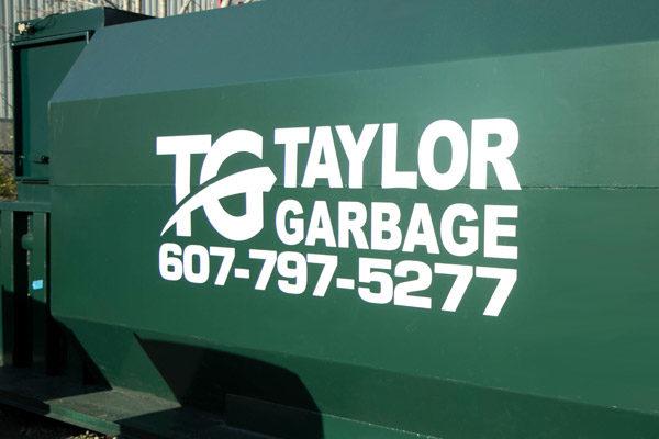 Taylor Garbage