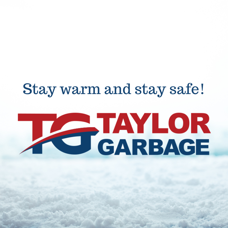 Stay warm and stay safe!